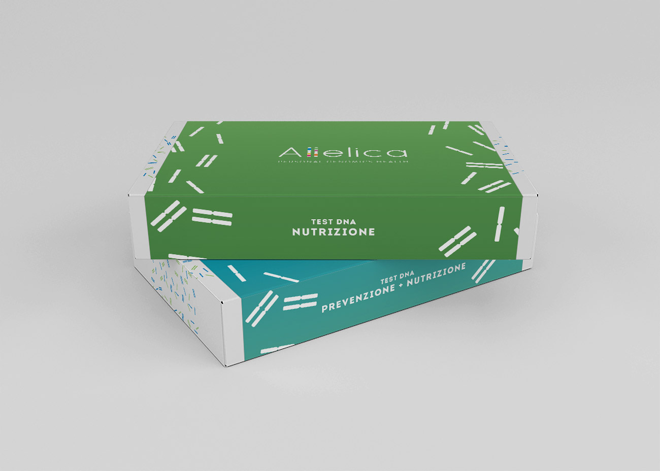 Allelica pack, nutrition and combined test