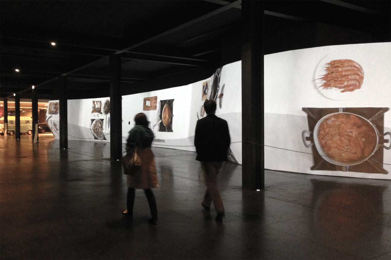 laboratorioCingoli event at nHow in Milan