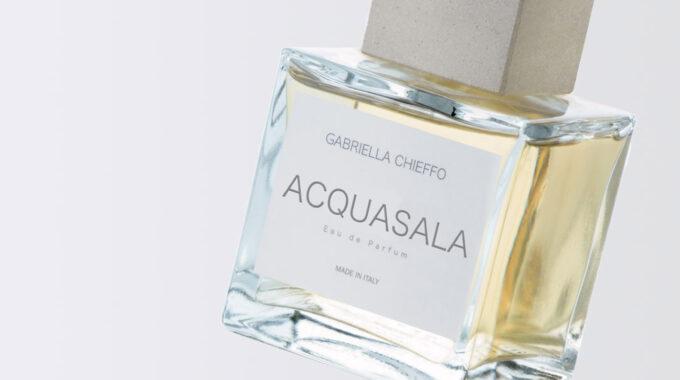 Acquasala bottles parfum